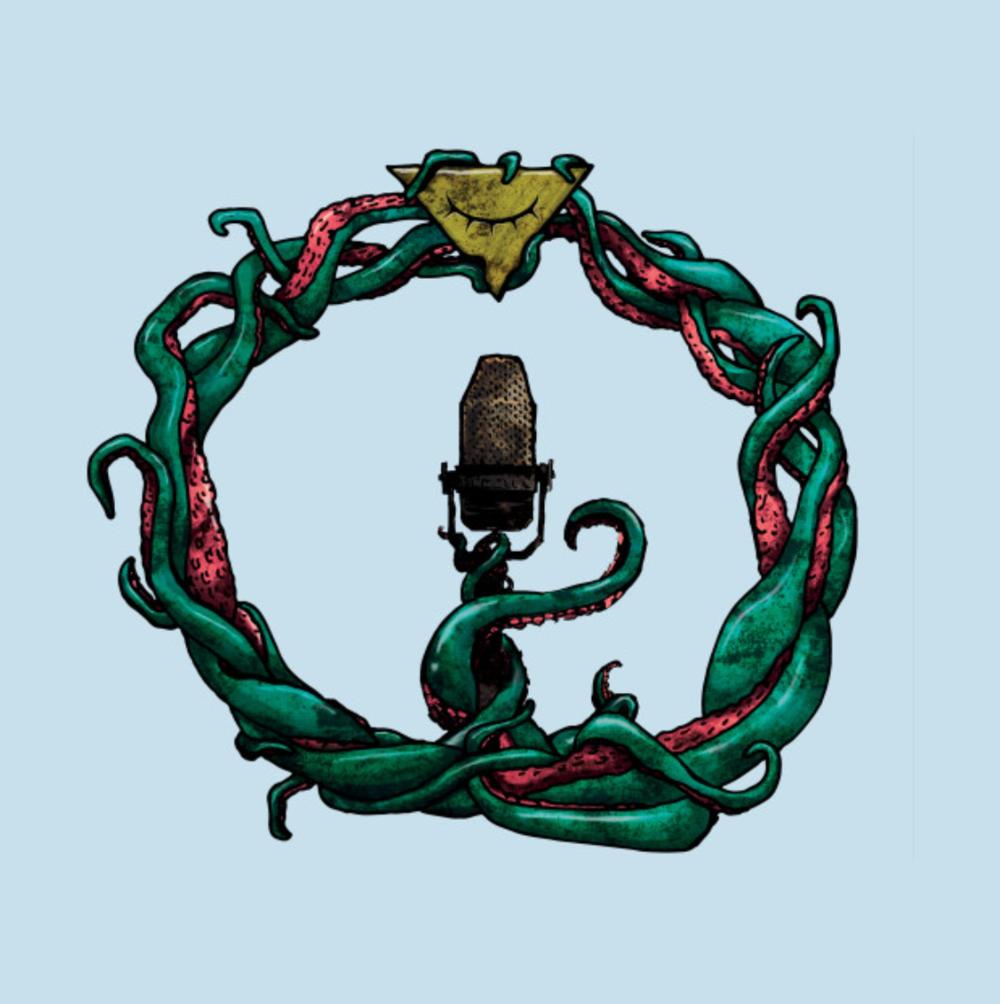 Tentacle Wreath Shirt - $20