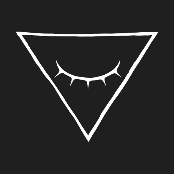 Unseeing Eye Shirt (Inverted) - $20