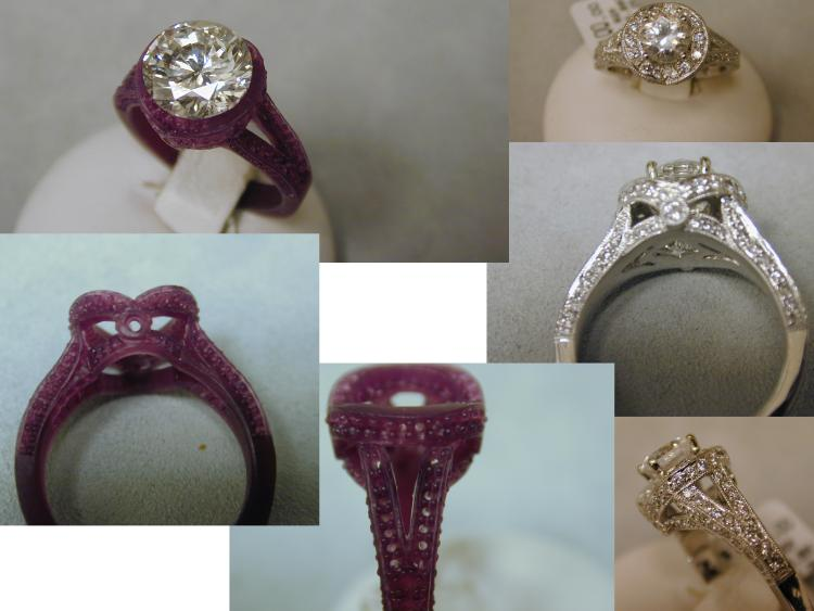Jewelry Design by Isaac Kornhauser