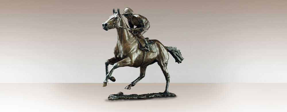bronze-horse-statue-equine-sculpture-suave-dancer
