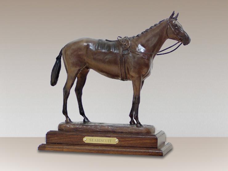 seabiscuit-bronze-horse-statue