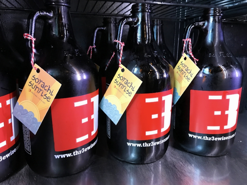 Growler fills are only $8 Mon-Thurs all summer long!
