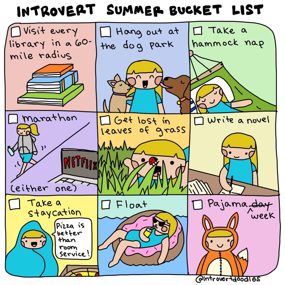 Image via Introvert Doodles