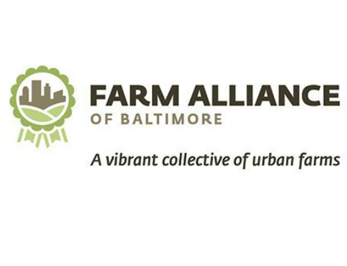 "Farm Alliance of Baltimore   – is a network of producers working to increase the viability of urban farming and improve access to urban grown foods. They are united by practices and principles that are socially, economically, and environmentally just.             Normal     0                     false     false     false         EN-US     X-NONE     X-NONE                                                                                                                                                                                                                                                                                                                                                                                                                                                                                                                                                                                                                                                                                                                 /* Style Definitions */  table.MsoNormalTable 	{mso-style-name:""Table Normal""; 	mso-tstyle-rowband-size:0; 	mso-tstyle-colband-size:0; 	mso-style-noshow:yes; 	mso-style-priority:99; 	mso-style-parent:""""; 	mso-padding-alt:0in 5.4pt 0in 5.4pt; 	mso-para-margin:0in; 	mso-para-margin-bottom:.0001pt; 	mso-pagination:widow-orphan; 	font-size:12.0pt; 	font-family:""Cambria"",""serif""; 	mso-ascii-font-family:Cambria; 	mso-ascii-theme-font:minor-latin; 	mso-hansi-font-family:Cambria; 	mso-hansi-theme-font:minor-latin;}         Programs   : Community Supported Agriculture (CSA), Farmers Market Stands"