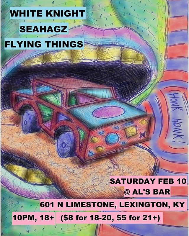 Only a few days away!! #Lexington #Kentucky #sharethelex #Local #Music #supportlocalmusic #livemusic #alternative #indie #indierock