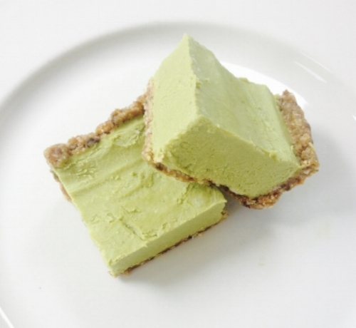 Avocado Lime Bars