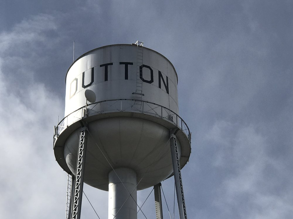 Dutton Water Tower