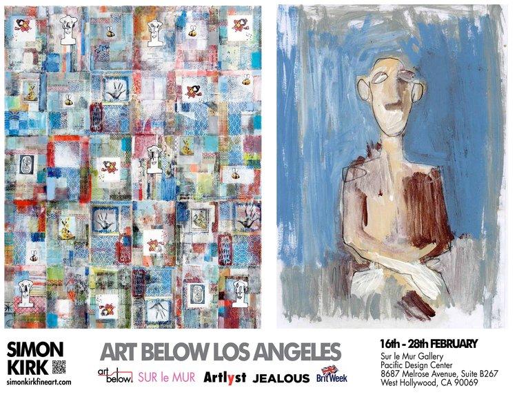 Art Below Los Angeles 2017