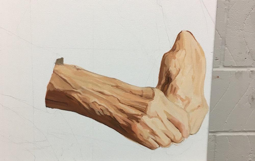 Nora's Hands