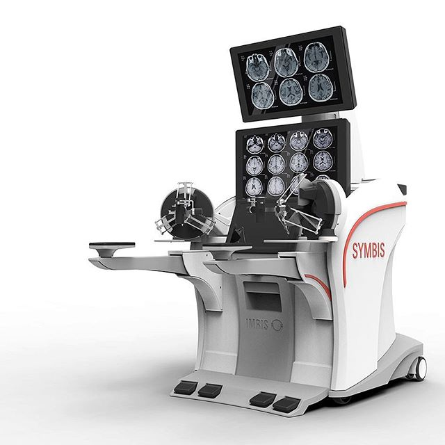 Blast from the past! Check out the work Adam did on the IMRIS-SYMBIS Robotic Surgery Console  #localdesigner #industrialdesign #robot #roboticsurgery #console #junctiontriangle #imris #symbis #neurorobotics #hightech #medtech #canadiandesigner #torontodesigner #onestepatatime #surgery #neurosurgery #medicaldesign #designlove #blastfromthepast