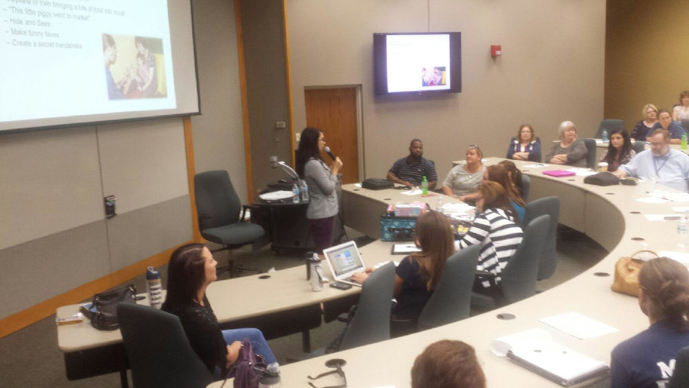 On September 2, 2016, Founder and CEO Pamela J. Miller spoke to nearly 100 social workers at the University of Cincinnati Clermont College, sponsored by the National Association of Social Workers Ohio.
