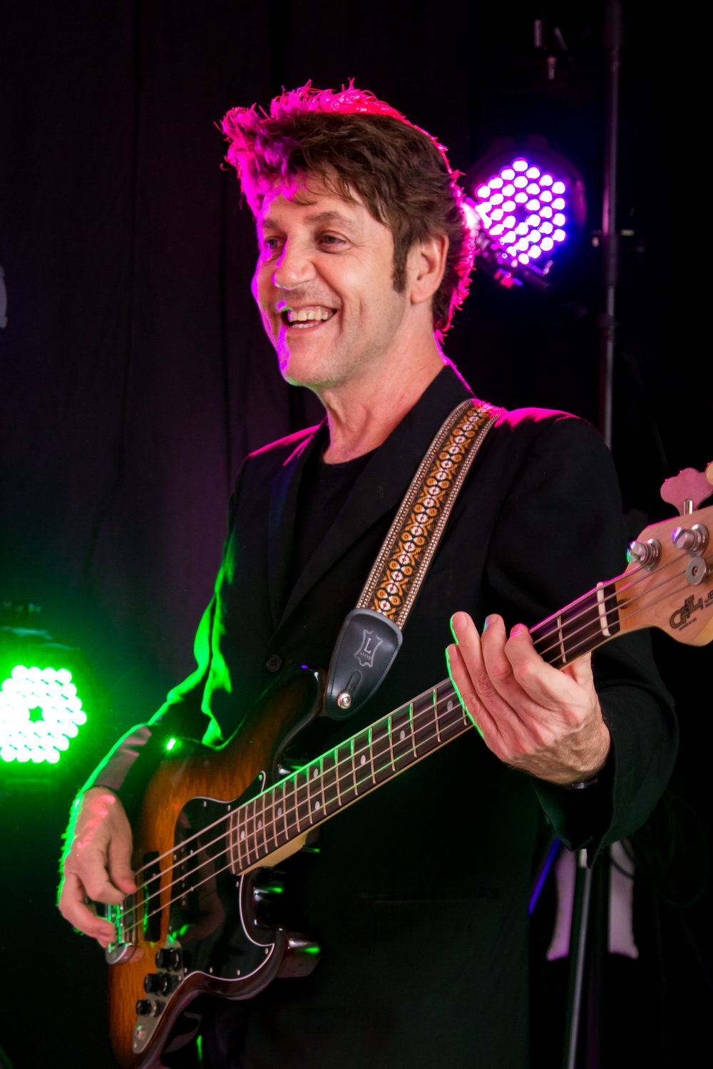 Dave Smith - Bass Guitar, Vocals