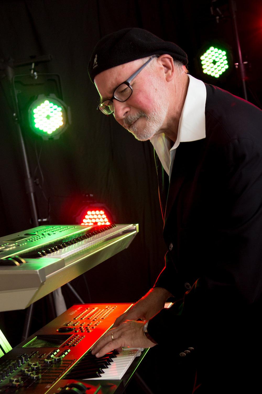 JT Page -Keyboard