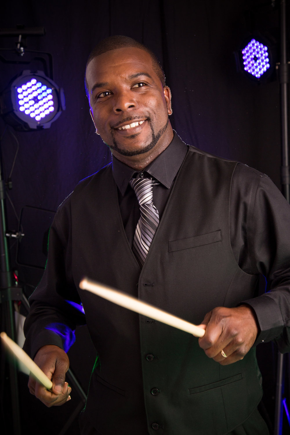 Michael Brown - Drums