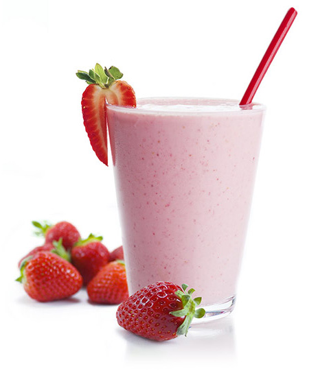 Sweet Berry Smoothie -