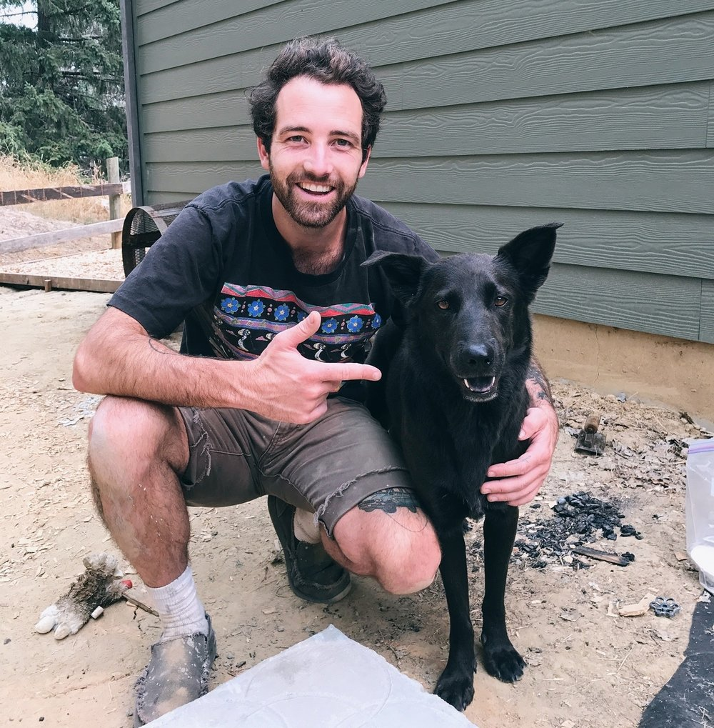 Brad Duncan - Brad Duncan was born and raised in Santa Cruz, CA. After spending a decade in Seattle he packed up to live a nomadic life on the road. He and his beloved dog, Franny, are currently in Oregon.Website