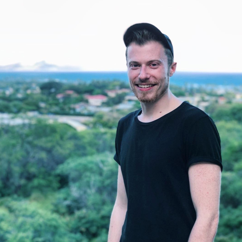 Michael Ploetz - Michael Ploetz lives in New York City and works in publishing. He likes cats, yoga, and filming videos for his YouTube channel, Slice of Mike.Instagram
