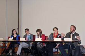 Members of the AmeriCorps Alumni Panel each imparted their wisdom about their service and professional life after service.