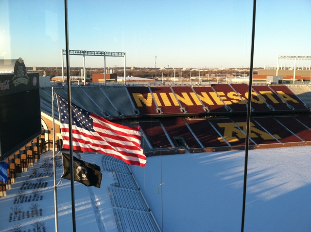 Maturi played a key role in the success of the University of Minnesota's athletic department.