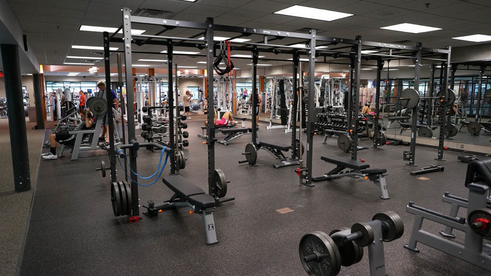 Image: YMCA Andover, MN