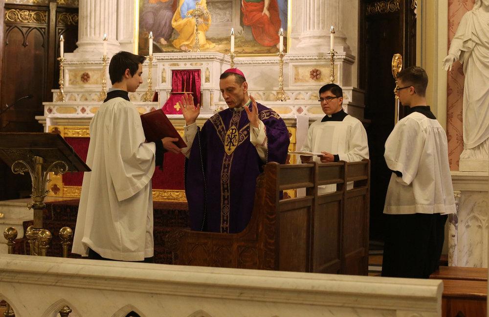 Mass 3 Final Blessing