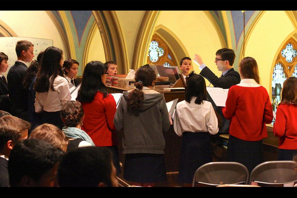 Choir Loft Schola Choir