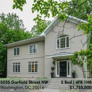 5035 Garfield Street NW