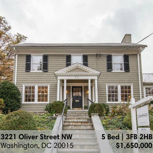 3221 Oliver Street