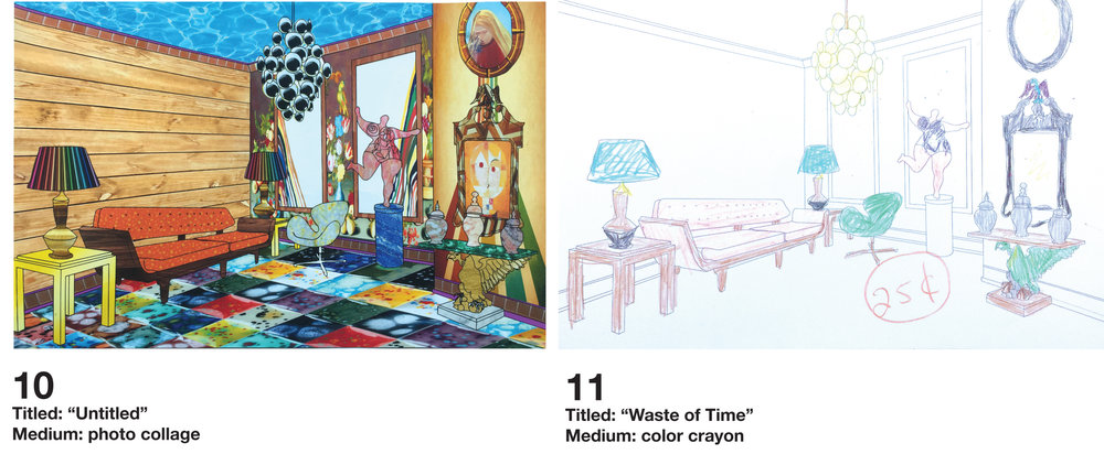 #10 - TODD OLDHAM                                                            #11 - AMY SEDARIS