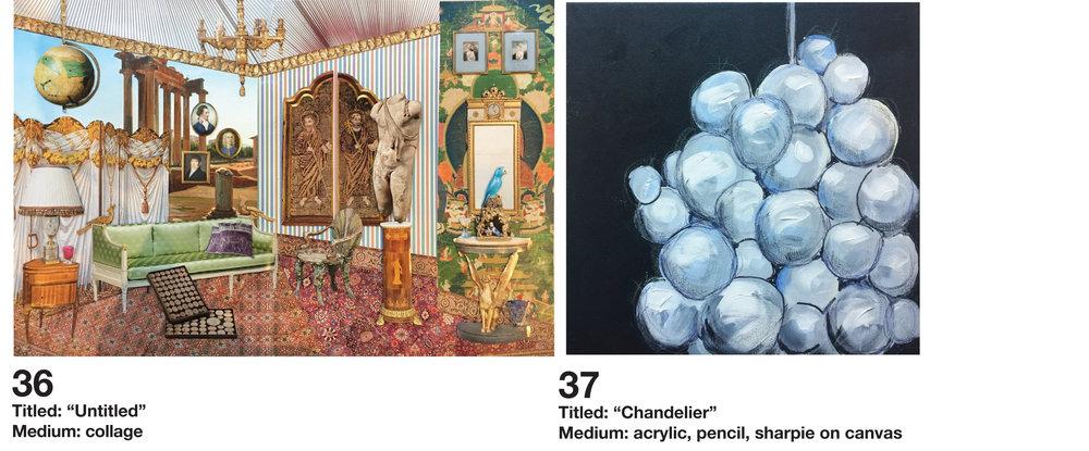 #36 - FEDERICO de VERA                                                        #37 - RICHARD LAMBERTSON