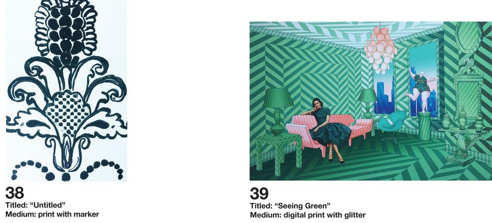 #38 - MADELINE WEINRIB                                                       #39 - SCOTT PASK