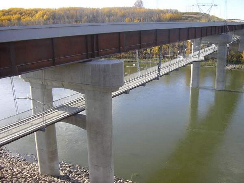 Anthony Henday Ped Bridge 2