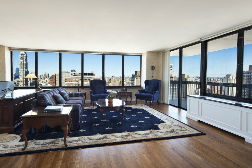 422 East 72nd Street, Apt 34E | Represented Seller | $3,100,000