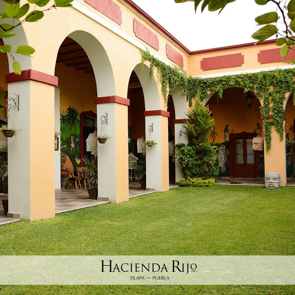 Bodas hacienda rijo hacienda rijo for Hacienda los azulejos