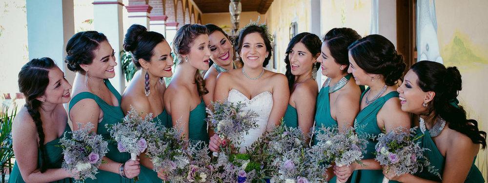Ven a vivir la experiencia de una boda destino en Hacienda Rijo.