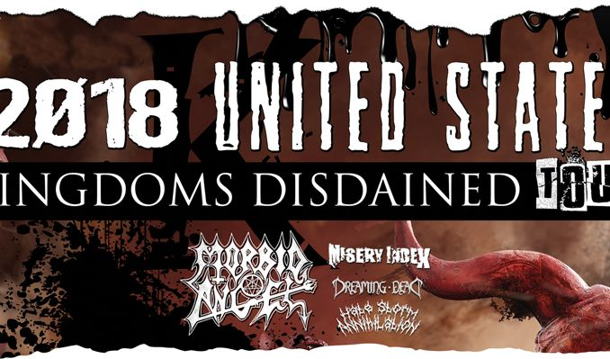 Misery Index, Dreaming Dead, Hate Storm Annihilation