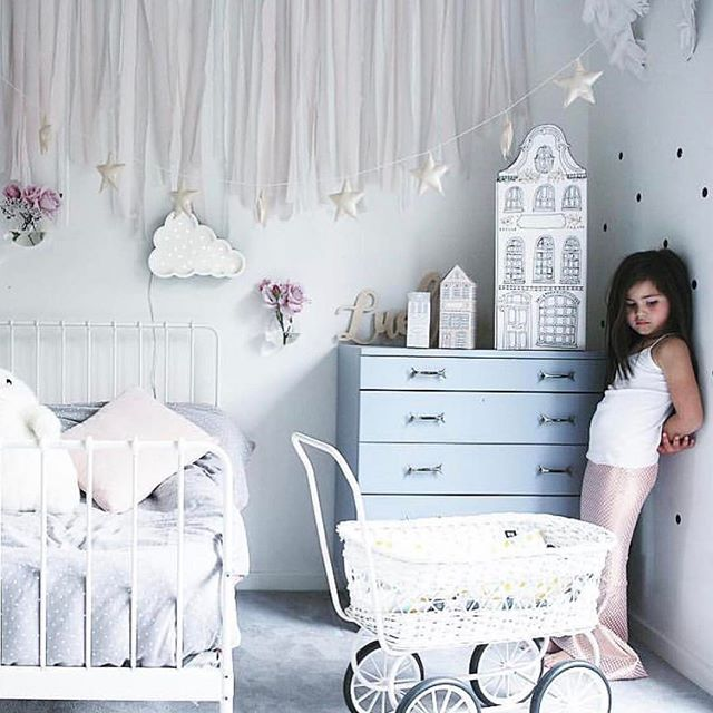 The Blues @childrens_empire ROOM INSPO | The most beautiful room @yvettevargas | Featuring gorgeous pieces from @goldfrankincensemyrrh @fetecartel @fromageiscool 💕