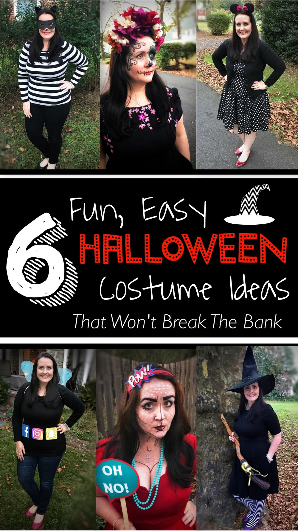 6 fun easy halloween costume ideas that wont break the bank ts loves