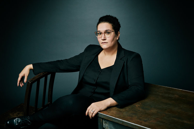 Carmen Maria Machado by Art Streiber