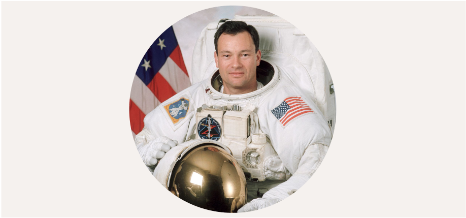Mike Massimino, former NASA astronaut.