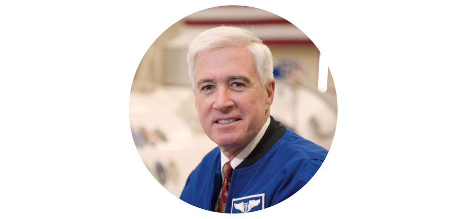 Medical Officer and Leader of Fatigue Management and Human Health, Performance, and Longevity Programs at NASA Johnson Space Center, Smith L. Johnston, III, M.D., M.S.