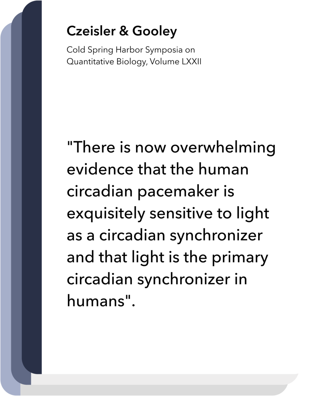 Timeshifter is based on the latest research in sleep and circadian neuroscience: Light