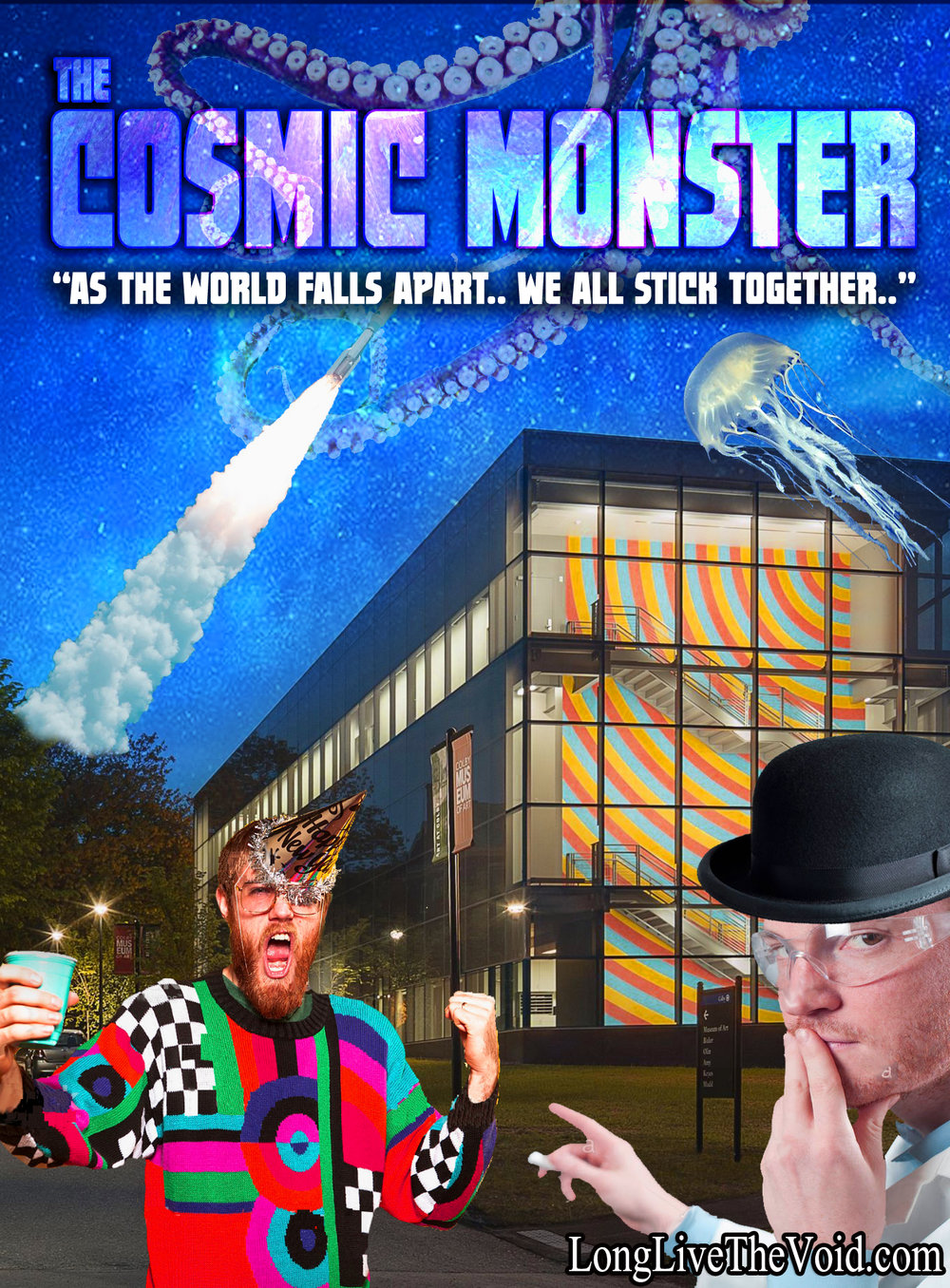 The Cosmic Monster