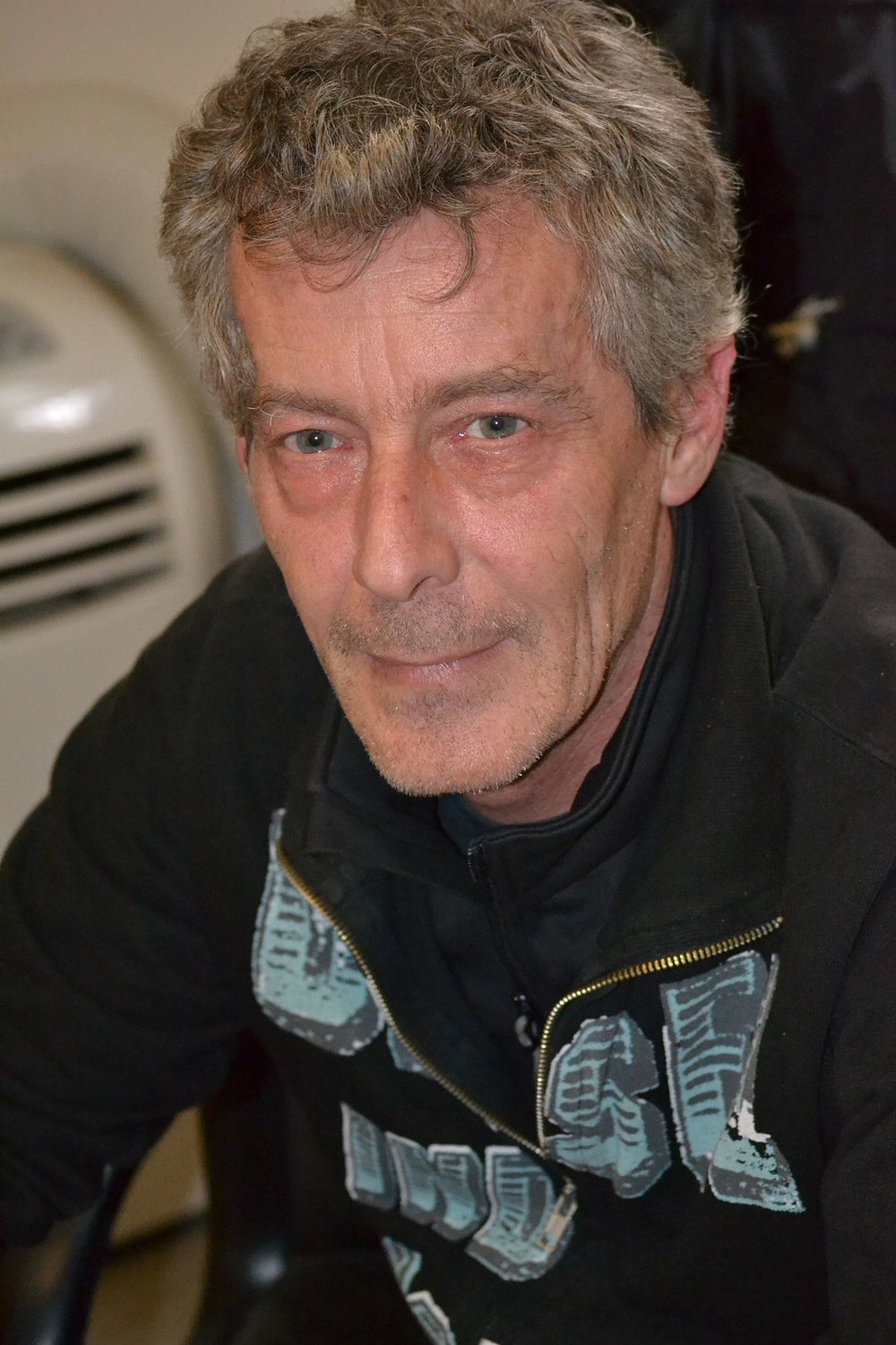 Director Michele Soavi