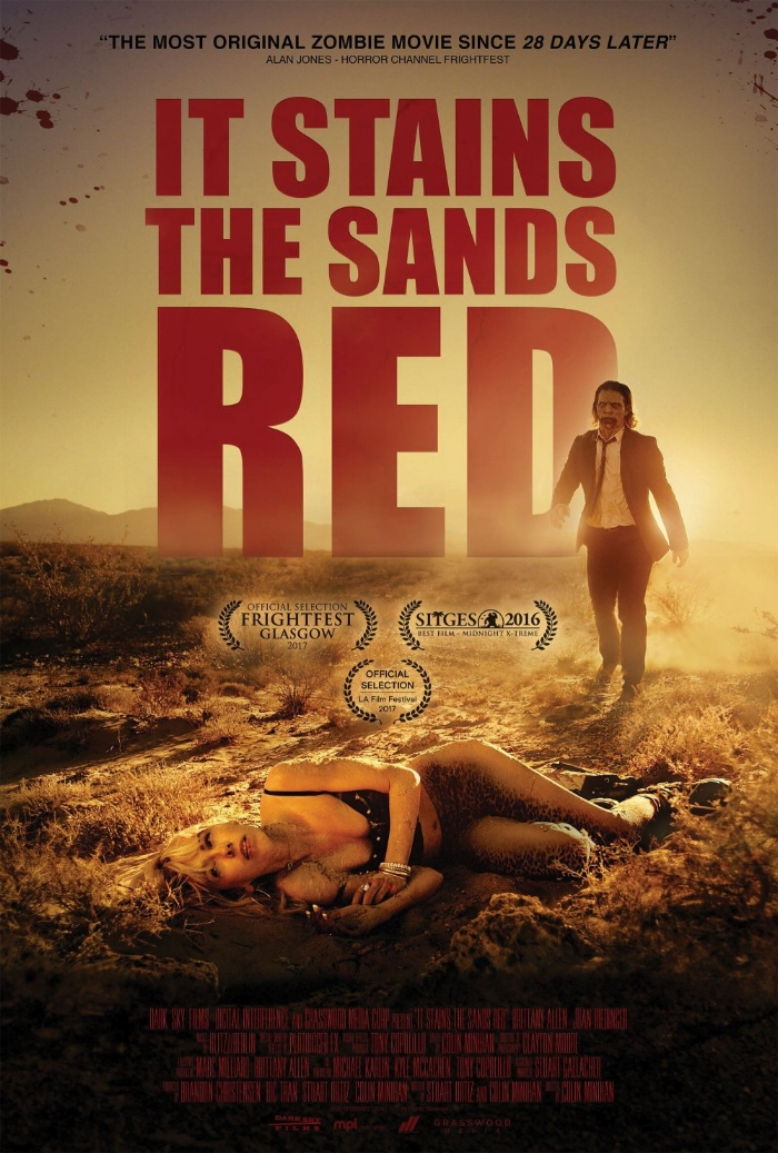 It Stains The Sands Red (2016 - 2017)