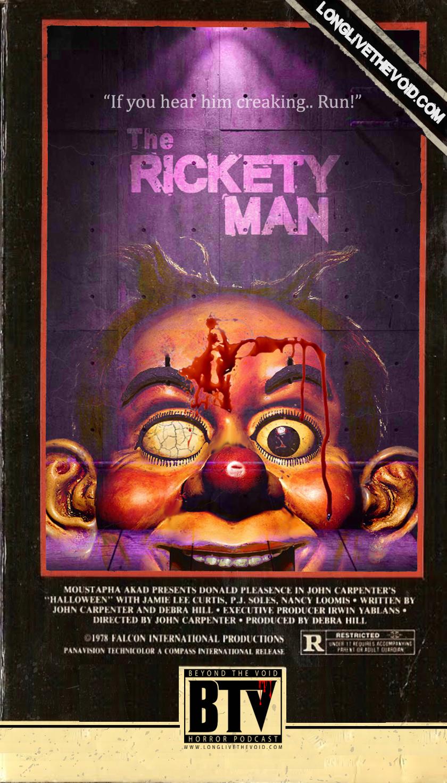 """""""The Rickety Man"""" (2018)"""
