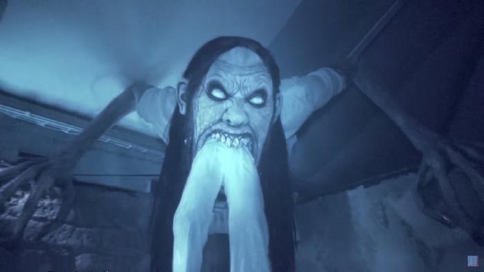 La Llorona from Halloween Horror Nights (2012)