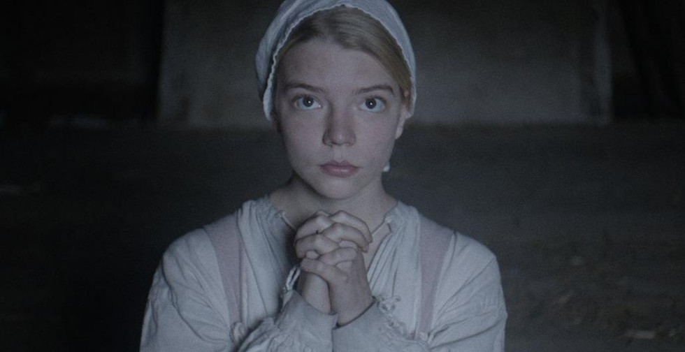 "Anya Taylor Joy in ""The Witch"""