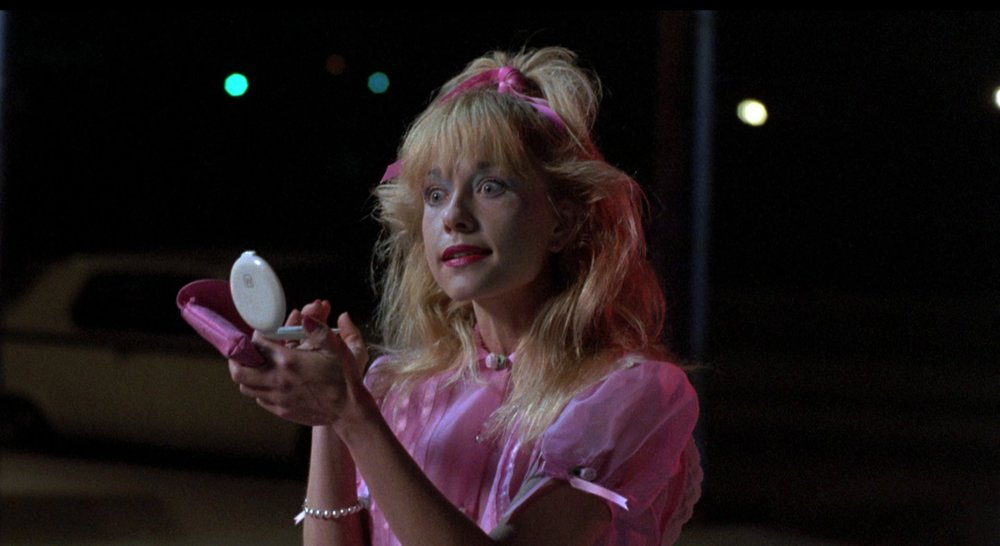 "Linnea Quigley (Suzanne) in ""Night of the Demons"" (1988)"