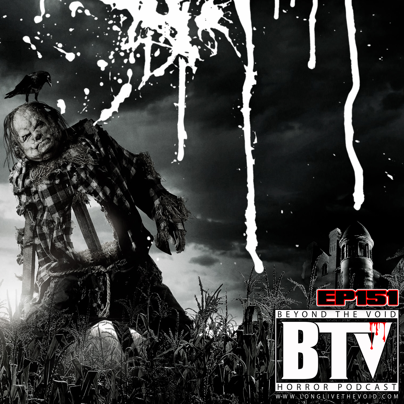 Ep151 Scary Stories To Tell In The Dark (BTV 3yr Anniversary
